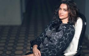 Deepika Padukone, Bollywood actresses, Indian, brunette, girl, actress