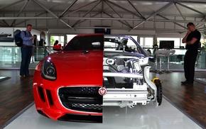 luxury cars, Jaguar F, Type