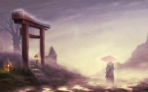 anime, Jin Samurai Champloo, Samurai Champloo