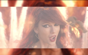 music, Taylor Swift, celebrity, redhead