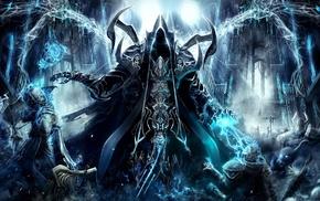 Diablo 3 Reaper of Souls, Diablo III, video games