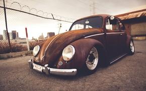 lowrider, Volkswagen Beetle