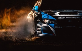 sports, Rally America, racing, Subaru, Subaru WRX