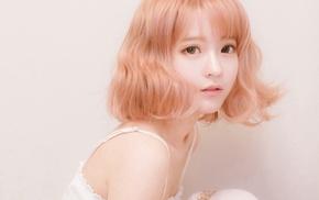 Yurisa Chan, Korean, model, girl