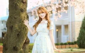 Yurisa Chan, Korean, girl, model