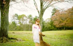 Yurisa Chan, model, Korean, girl