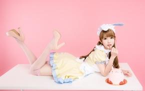 girl, Yurisa Chan, cosplay, model, Korean