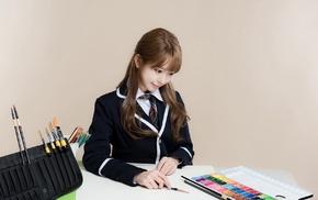 model, Yurisa Chan, Korean, girl, cosplay