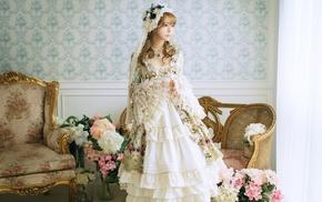 girl, Yurisa Chan, model, Korean