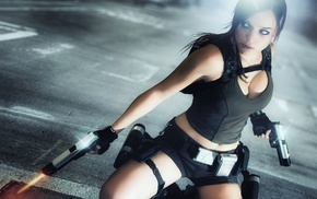 cosplay, Lara Croft, Tomb Raider