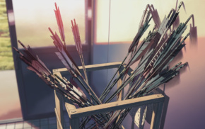 arrows, 5 Centimeters Per Second