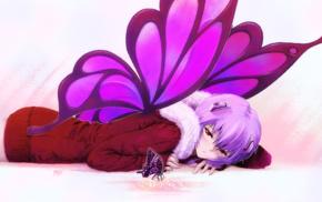 Neon Genesis Evangelion, artwork, Ayanami Rei, anime girls
