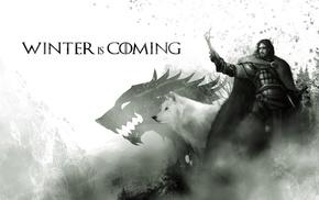 Game of Thrones, artwork, Jon Snow