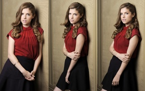 girl, actress, Anna Kendrick, celebrity