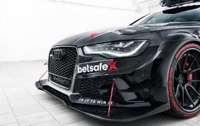 Audi, Gumball, Audi RS6 Avant, Gumball 3000, RS6, Audi RS6