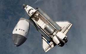 Space Shuttle Discovery, photo manipulation, fakes, NASA