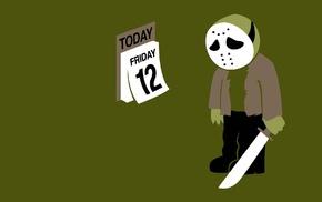 horror, dark humor, Jason Voorhees