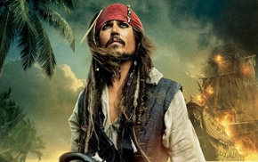 Pirates of the Caribbean, movies, Johnny Depp
