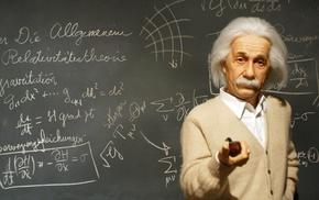 Albert Einstein, science