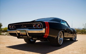 Dodge Charger, car, muscle cars, Dodge