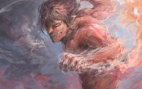 anime, Rogue Titan, Shingeki no Kyojin