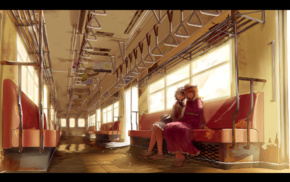Usami Renko, train, Touhou