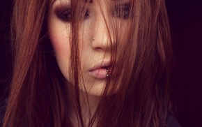 Niky Von Macabre, DeviantArt, bloodsuccubus, redhead, model, girl