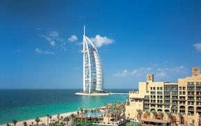 United Arab Emirates, Dubai, building, city