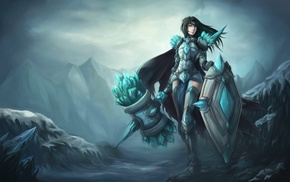 Taric, League of Legends