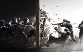 video games, Rainbow Six Siege