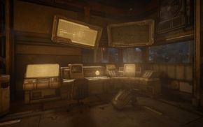 CryEngine, Star Citizen, futuristic, video games, science fiction, screenshots