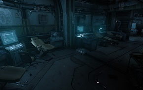 screenshots, science fiction, CryEngine, first, person shooter, video games