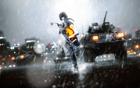 Battlefield 4, Tomb Raider, Lara Croft, video games, Battlefield