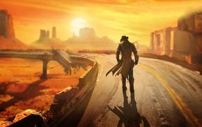 Fallout, Fallout New Vegas, Ulysses Fallout