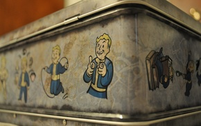 Vault Boy, Fallout 3, Fallout, video games