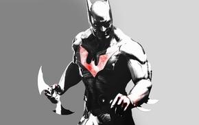 Batman Beyond, Batman, Batman Arkham City