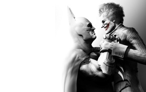 Joker, Batman Arkham City, video games, Batman