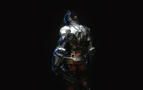 Batman Arkham Knight, Batman, Gotham City, video games