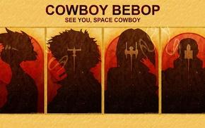 Spike Spiegel, Faye Valentine, Cowboy Bebop, Edward Wong Hau Pepelu Tivrusky IV, Jet Black, anime