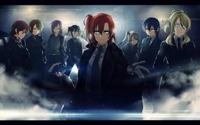 Koizumi Hanayo, Ayase Eri, Toujou Nozomi, Yazawa Nico, Hoshizora Rin, Minami Kotori