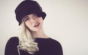 face, model, Devon Jade, girl
