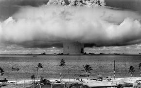 nuclear fungus, explosion
