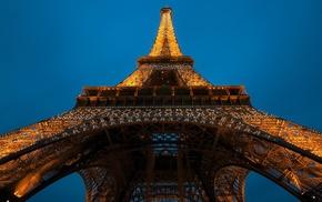 Paris, France, city, Eiffel Tower, cityscape