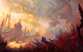 Diablo III, Blizzard Entertainment, Battlefield of Eternity, heroes of the storm