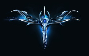 vectors, shapes, vector art, blue