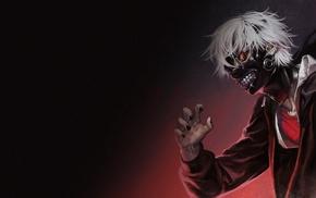 Tokyo Ghoul, anime, Kaneki Ken