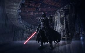 Adobe Photoshop, Star Wars, Darth Vader