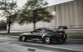 tuning, Toyota Supra, car, JDM