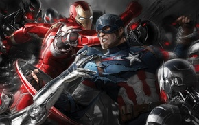 Iron Man, The Avengers, comics, Marvel Comics, Captain America, Avengers Age of Ultron