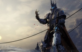 World of Warcraft Wrath of the Lich King, World of Warcraft, video games, Arthas